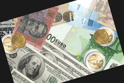 Курс валют на валютном рынке